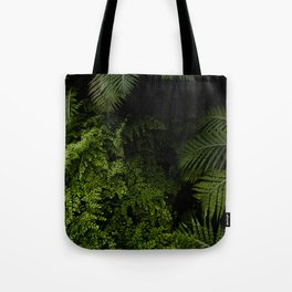 Tropical jungle. Tote Bag