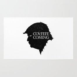 Covfefe Is Coming Rug