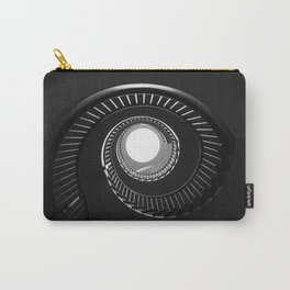 Spiral Eye Carry-All Pouch
