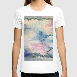 Cloudy Happy Daze T-shirt