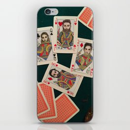 Lily, Rosemary and The Jack of Hearts - Bob Dylan iPhone Skin
