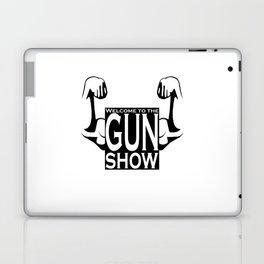 Welcome to the GUN show Laptop & iPad Skin
