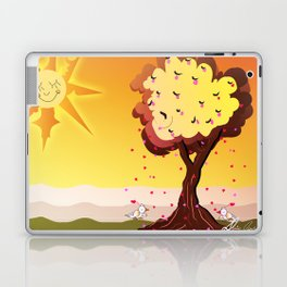 Under the tree part II Laptop & iPad Skin