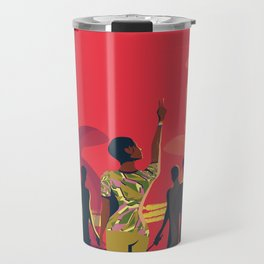 Russian Riot Travel Mug