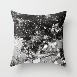 Doom & Gloom #1 Throw Pillow