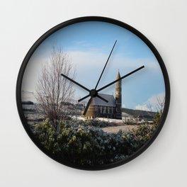 Dunlewey Church Wall Clock