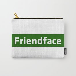 Friendface - The IT Crowd Carry-All Pouch