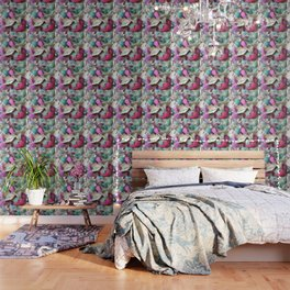 Eggshells Wallpaper