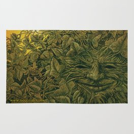 GreenMan Rug