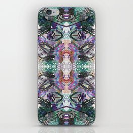 Psychedelic Positive Notes Mini iPhone Skin