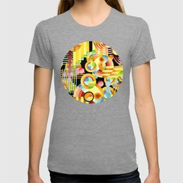 Art Deco Maximalist T-shirt