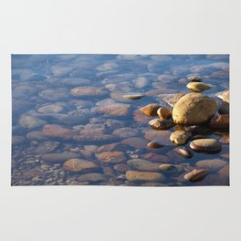 Pebble Stones by the Sea 7738 Rug