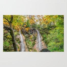 Autumn Waterfall Rug