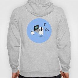 Undertale Napstablook Chill Pixel Art Hoody