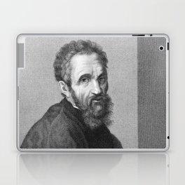 Michelangelo Laptop & iPad Skin