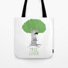 TREE LOVER - spring version Tote Bag