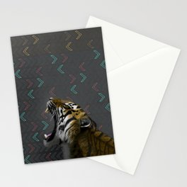 Screaming Tiger Stationery Cards