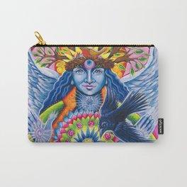 Estrella de la Luz - Angel of New Beginnings Carry-All Pouch