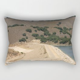 Bradbury Dam Rectangular Pillow