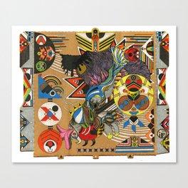 SLAG ANTIETAM Canvas Print