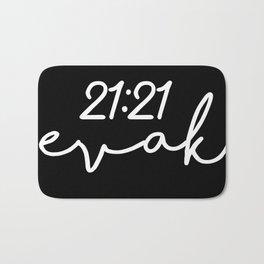 21:21 evak Bath Mat