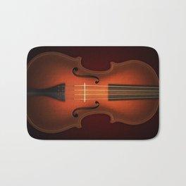 Straordinarius Stradivarius Bath Mat