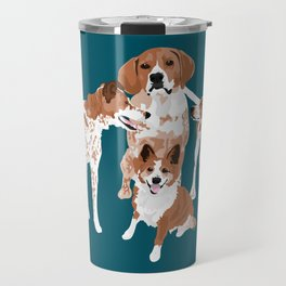 Maggie Millie Maisie and Victoria Travel Mug