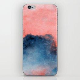 sky paint series II iPhone Skin