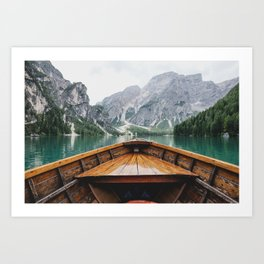 Live the Adventure Art Print