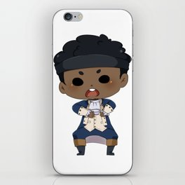 Chibi Mulligan iPhone Skin