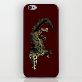 caihund iPhone Skin
