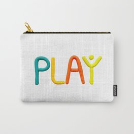PLAY (Warm) Carry-All Pouch