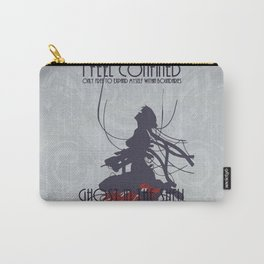 Ghost in the Shell Carry-All Pouch