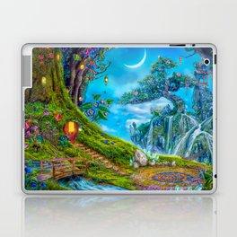 Day Moon Haven Laptop & iPad Skin
