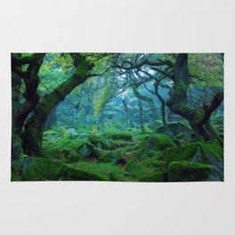 Enchanted forest mood Rug