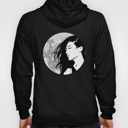 Moon Girl Hoody