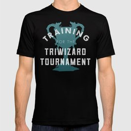 Training: Triwizard  Cup T-shirt
