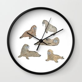 Coocoocachoo Wall Clock