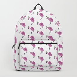 Party Flamingos Backpack