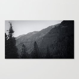 Frontier Canvas Print