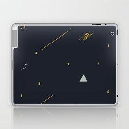 minimalist black #4 Laptop & iPad Skin
