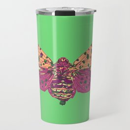 Spotted Lantern Fly Travel Mug