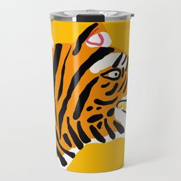 wild jungle cat - 1 Travel Mug