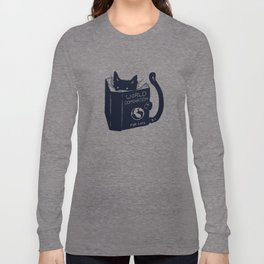 World Domination For Cats Long Sleeve T-shirt