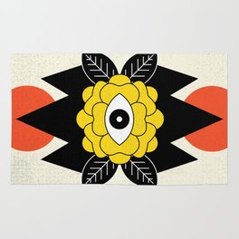 STAY CURIOUS Rug