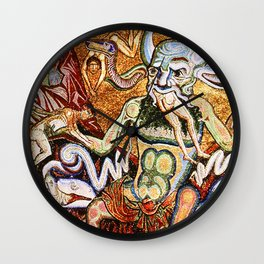 Beezlebub Wall Clock