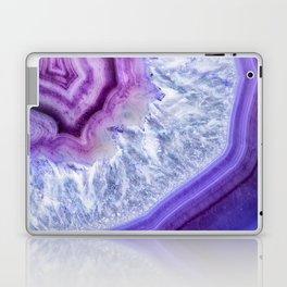 Purple agate 3110 Laptop & iPad Skin