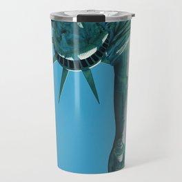 Statue of Liberty-ish Travel Mug
