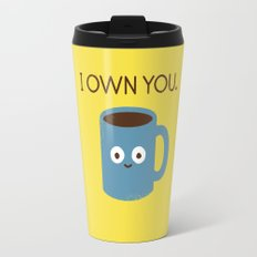 Coffee Talk Travel Mug
