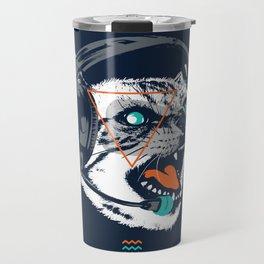 Stereocat Travel Mug